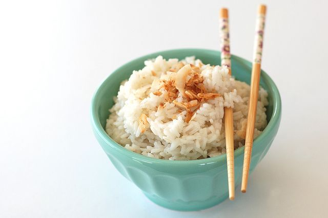 Thai Coconut Rice by Ree Drummond / The Pioneer Woman,