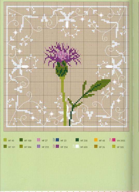 Cross-stitch Thistle...   Gallery.ru / Фото #57 - Вышивка 49 - kuritsa-kusturitsa