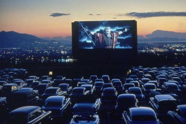Honda Campaigns To Save The Drive-In Movie - PSFK