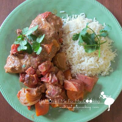 Slow Cooker Chicken Curry | SCD Meat/Fish/Eggs | Pinterest