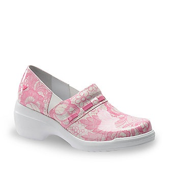 Nurse Mates Women's Nelly Slip-On Shoes. Smarts: 4-layer Pillow Top
