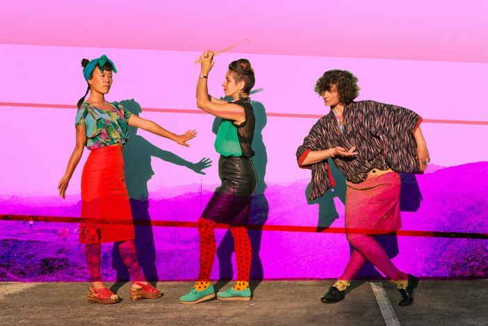 The Center's newest featured song of the week is the band Empat Lima. Drawing on diverse influences, they have a new album Nightrider. #EmpatLima #Indonesia #SongoftheWeek. For more info/listen: http://www.cseashawaii.org/2014/08/empat-lima/ Photo credit: gigsplay.com