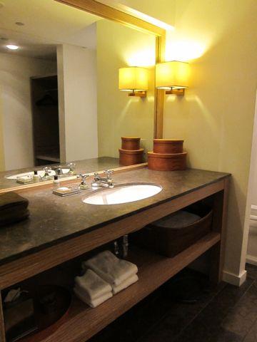 effegibi design for modern bathroom design and home sauna with touch