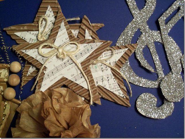 pinterest primitive christmas craft ideas diy christmas ornaments - Pinterest Primitive Christmas Decorating Ideas