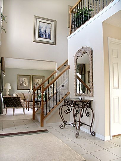 Model Home Foyer Pictures : Model home foyer welcome pinterest