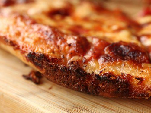 New England Greek Style Pizza   Recipe