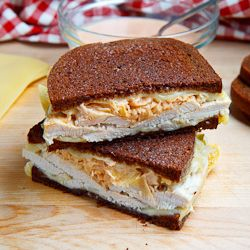 The Rachel Sandwich | Recipes | Pinterest