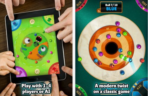 fun free multiplayer games for iphone