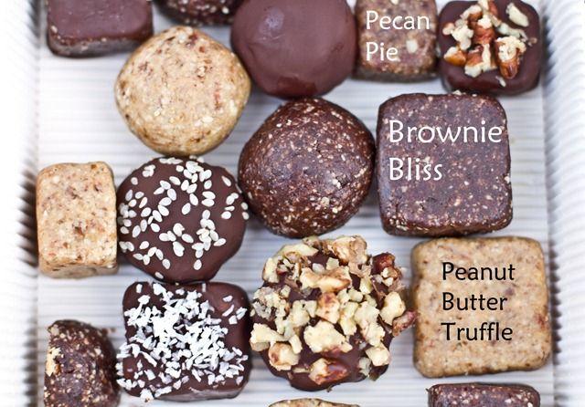 Pecan Pie Truffles | Recipes | Pinterest