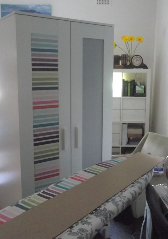 Ikea Ekby Alex Shelf With Drawer ~ Aneboda wardrobe hack  Bean  Pinterest