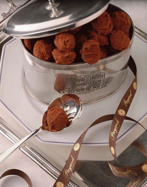 Armagnac Truffles by Francois Payard | Chocoholic | Pinterest