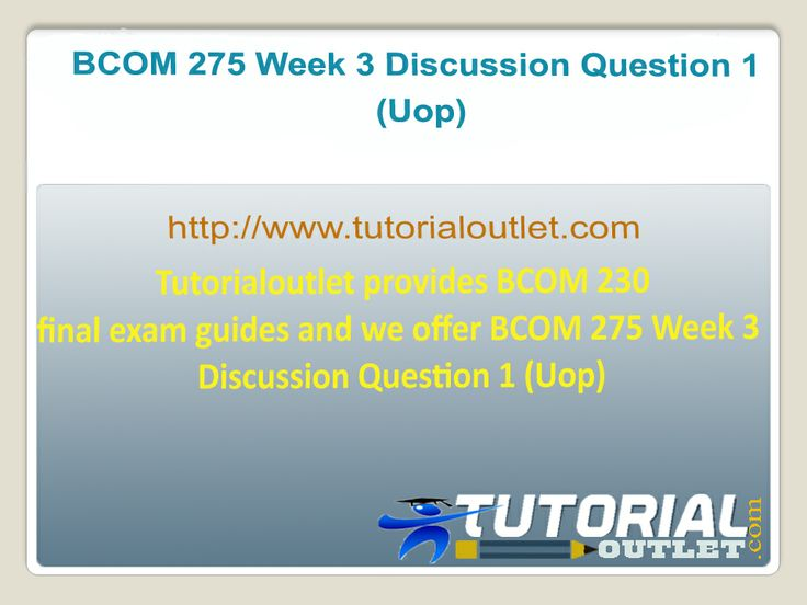 hcs 405 week 3 discussion question