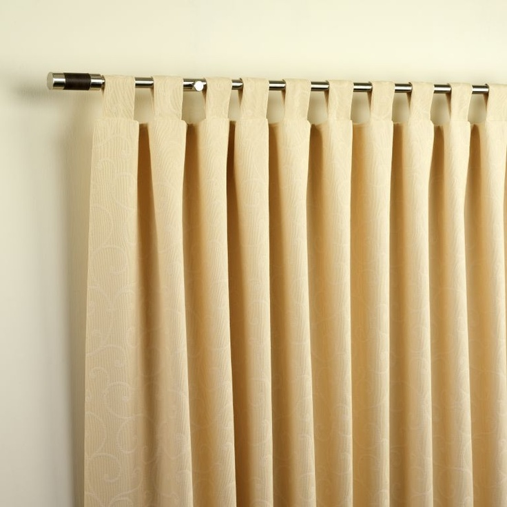 Tab Top Curtains Sewing Pinterest