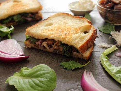 Pin by Laura Church on Grilled Sandwich Deliciousness | Pinterest