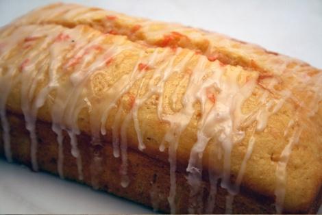 Grapefruit Yogurt Bread/Cake | Breads | Pinterest