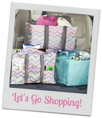 Shopping essentials! | Lovely Leesa's Thirty One Addiction | Pinterest