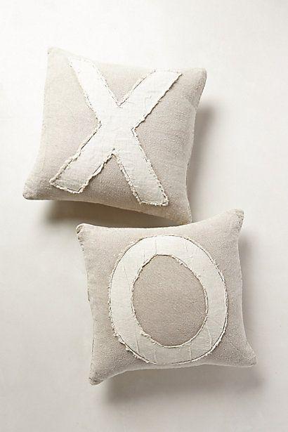 Sentimentalist Pillow #anthrofave #anthropologie