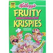 Fruity Marshmallow Rice Krispies - Who made the BAD decision to stop ...