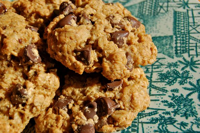 Ginger chocolate chip cookies | Recipes | Pinterest