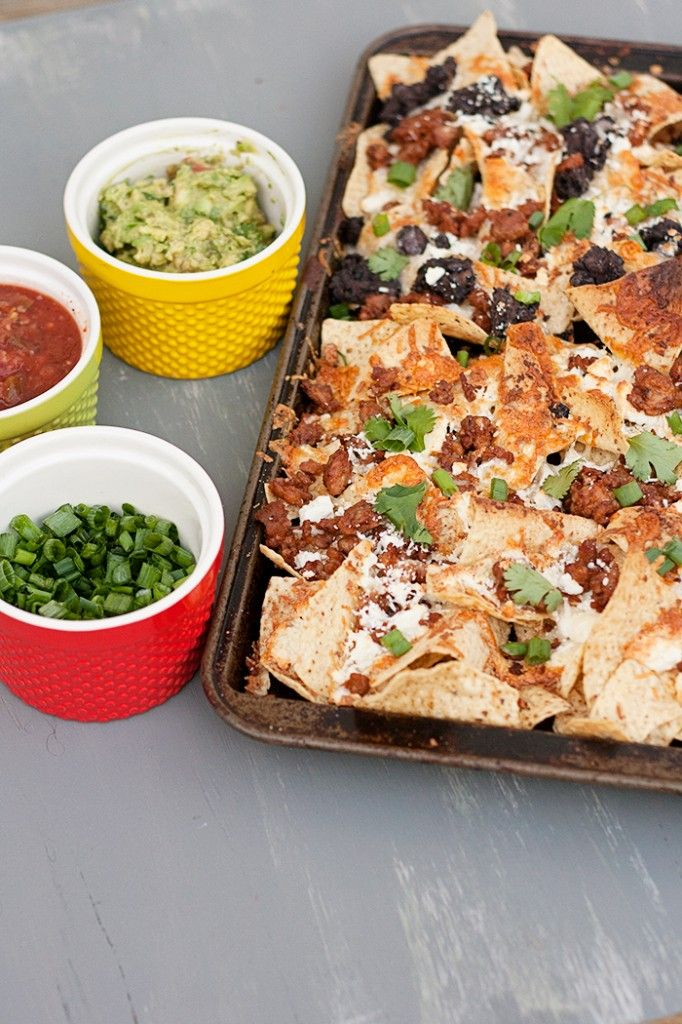 Chorizo Nachos   Recipe