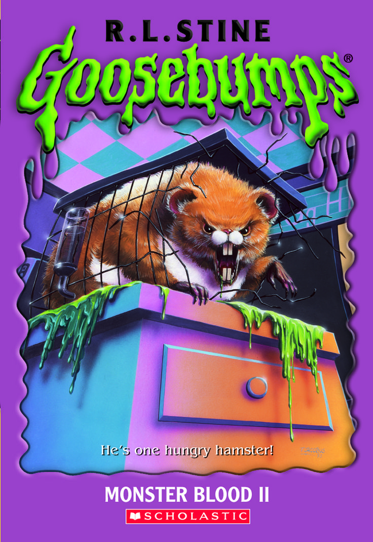 Goosebumps Monster Blood IIGoosebumps Monster Blood