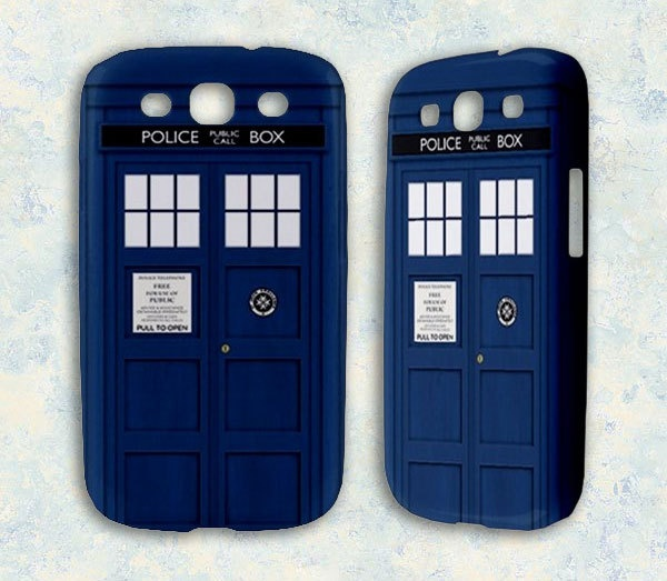 Samsung Galaxy S3 Phone Case Tardis Galaxy S2 Case Doctor ...