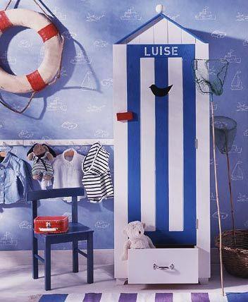 kinderzimmer maritim kids room pinterest. Black Bedroom Furniture Sets. Home Design Ideas