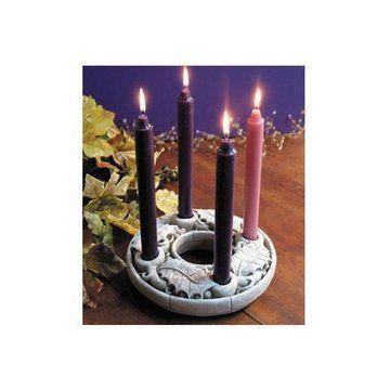 ADVENT WREATH *DS* | Christmas | Pinterest