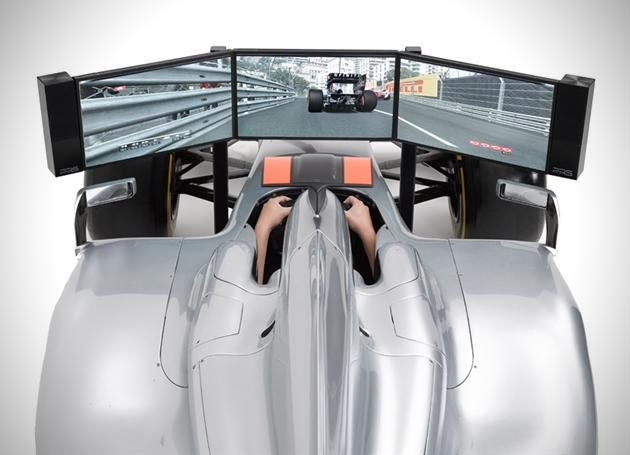 Unbelievable Formula 1 Simulator For Gaming Fanatics