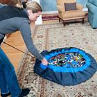 lego play mat that cinches into a storage bag