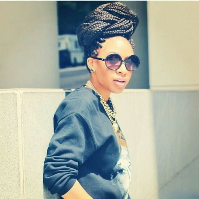 HD wallpapers black hairstyles with buns