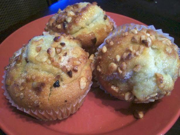 Banana Streusel Muffins | Oven Dreams | Pinterest