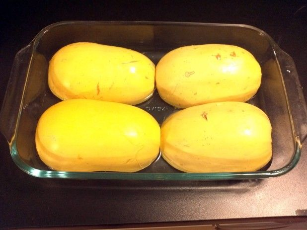 How to cook Spaghetti Squash | Carb Smartly | Pinterest