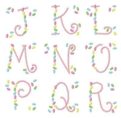 Jelly Bean Font