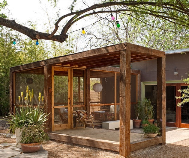 Outdoor room garden inspiration pinterest for Outdoor garden rooms