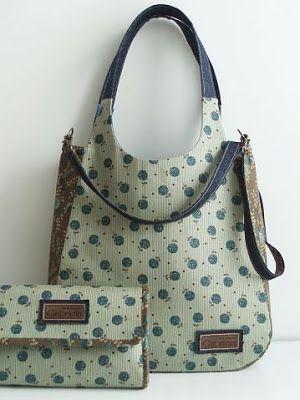 ... and bag organizer for handbag / Kabelka a organizér do kabelky