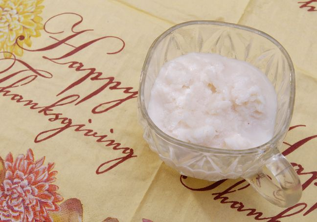 Brandy milk punch | Thanksgiving | Pinterest