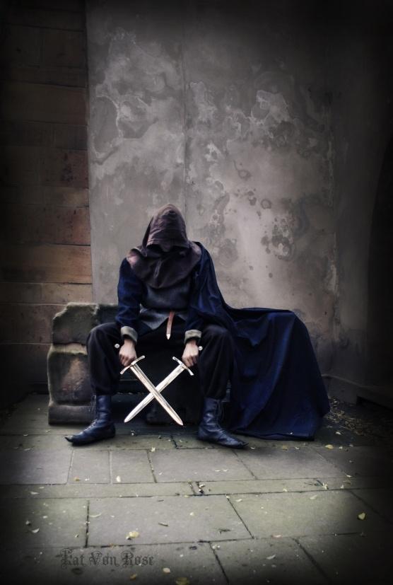 Medieval Assassin by *Kat-von-Rose