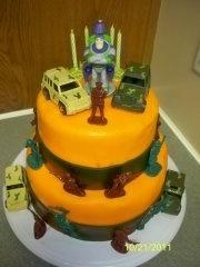 Camo birthday cake theme   Cakes   Pinterest