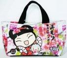 cherry blossom handbag by Mimori