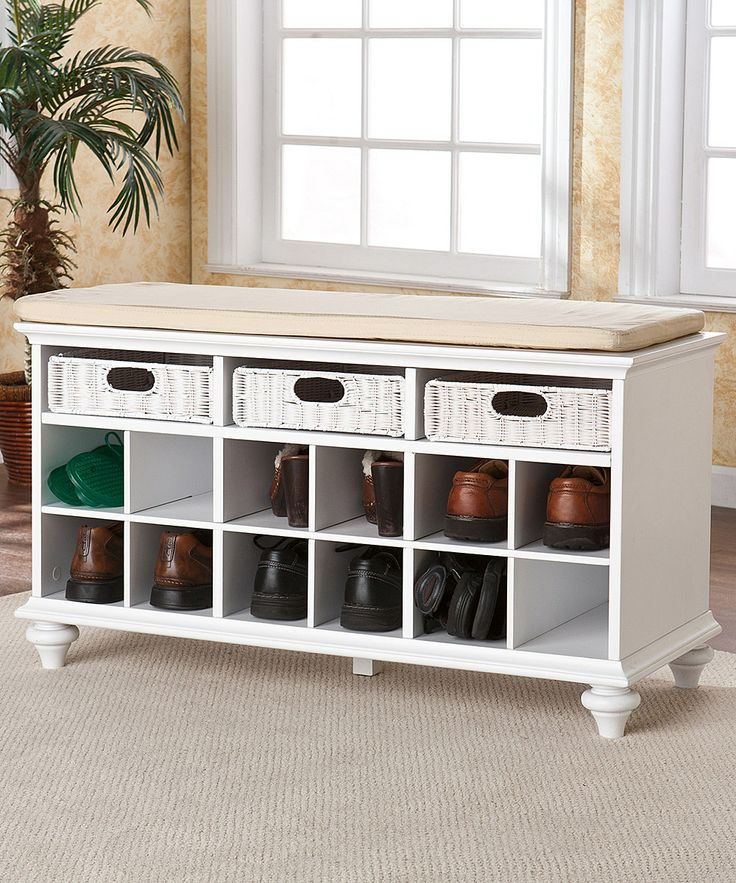Chelmsford entryway shoe bench furniture pinterest Entryway shoe storage bench
