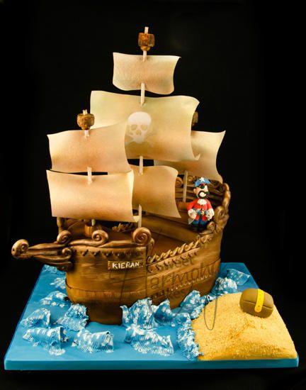 Swashbuckling pirate ship!