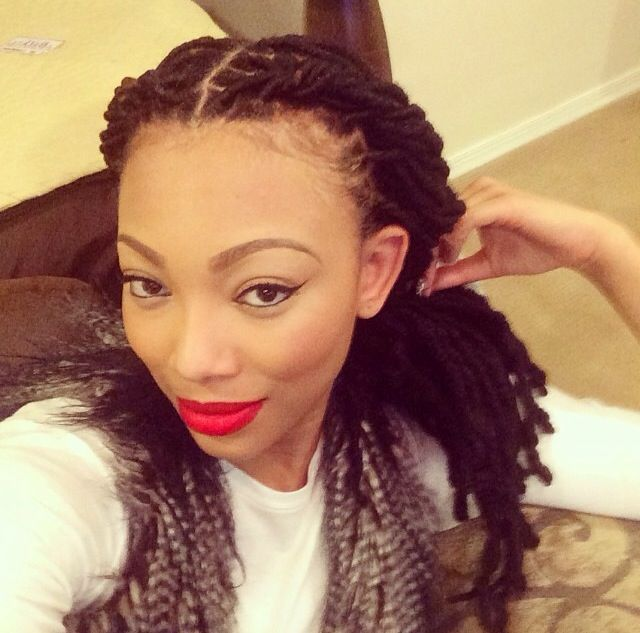 Hair Loc Extension Remy Indian Hair