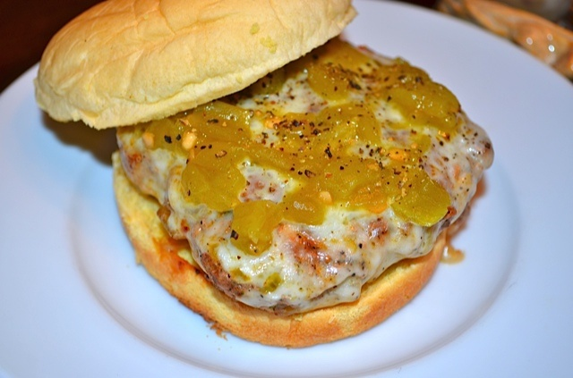 Green Chile Turkey Burgers | Favorite Recipes | Pinterest