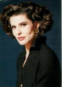 Fanny Ardant  Loved her role in Sabrina