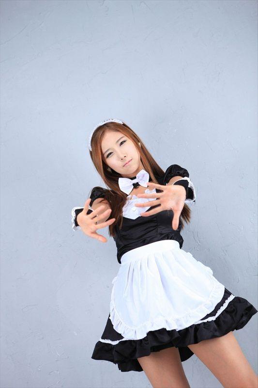 Cheon Bo Young Hot Korean Girl