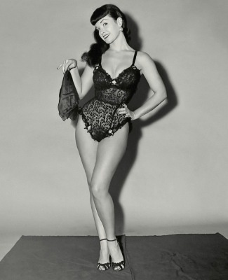 Betty Page Lingerie