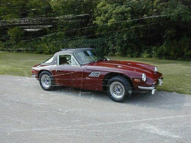 1974 TVR 2500