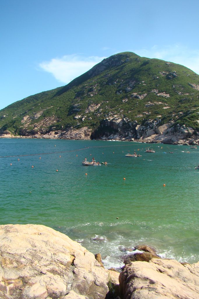 how to get to shek o beach hk