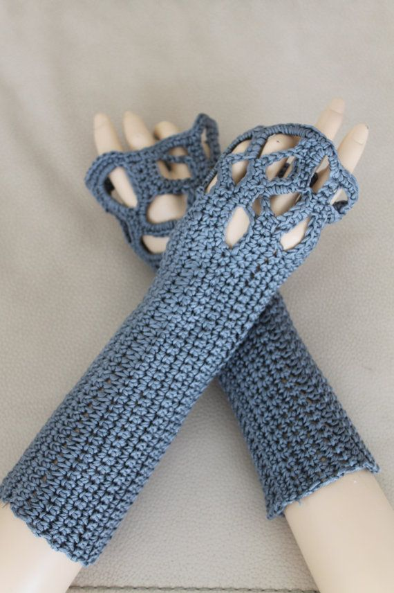 Fingerless Gloves Inspiration